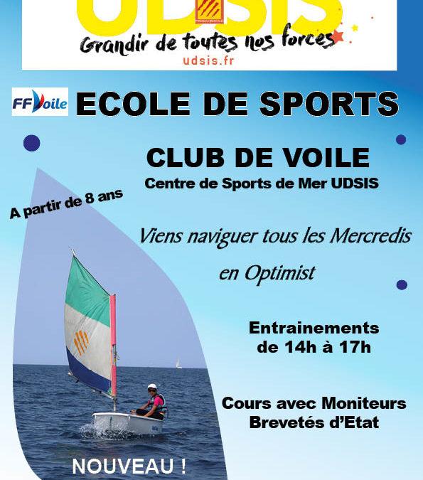 Ecole de Sports UDSIS St-Cyprien