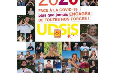 Le Rapport d'activité UDSIS 2021 est en ligne